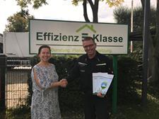 Fachpartner der Effizienz:Klasse - Schornsteinfeger Andreas Kramer